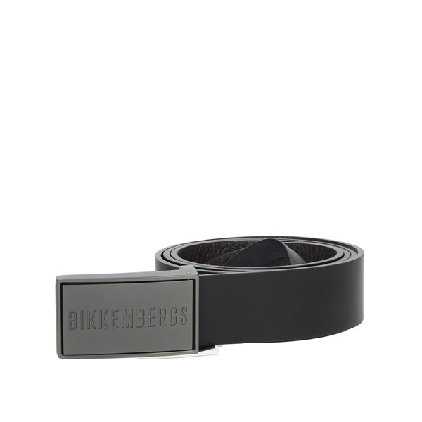 Bikkembergs Accessories Belt Brown 350394