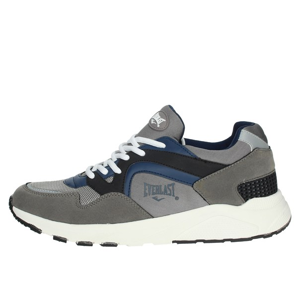 Everlast Shoes Sneakers Grey/Blue BK700J