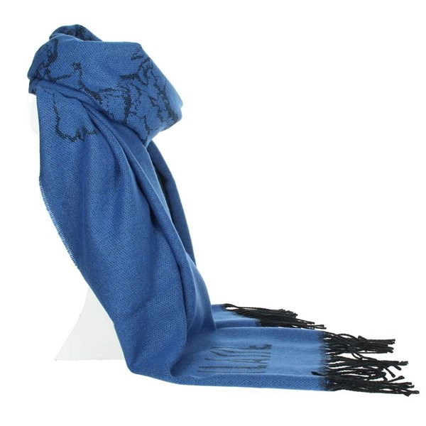 1 Classe Accessories Scarves Light Blue S010 BOSC