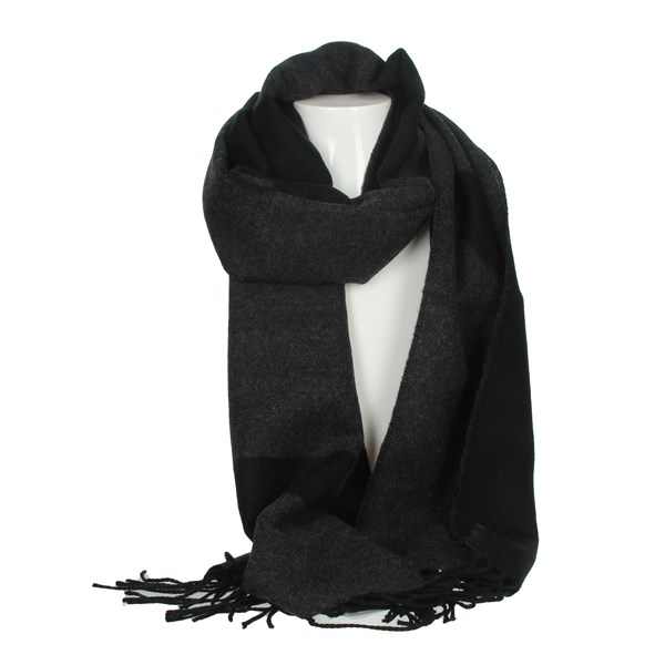 1 Classe Accessories Scarves Grey S015 AM02