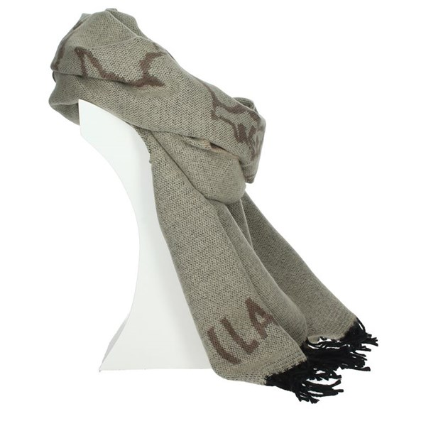 1 Classe Accessories Scarves Brown Taupe S002 PUNT