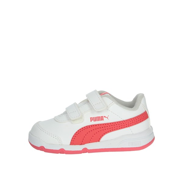 Puma Shoes Sneakers White/Pink 192523