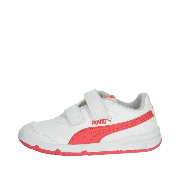 Puma Shoes Sneakers White/Pink 192522