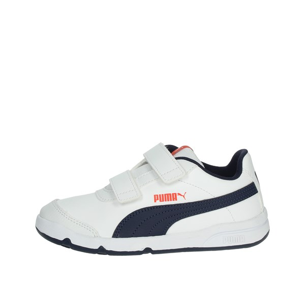 Puma Shoes Sneakers White/Blue 192522