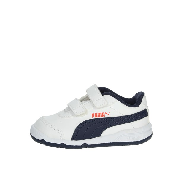 Puma Shoes Sneakers White/Blue 192523