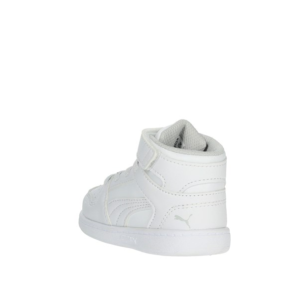 Puma Shoes Sneakers White 370489