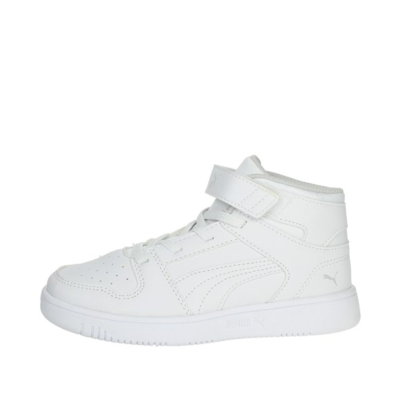 Puma Shoes Sneakers White 370488