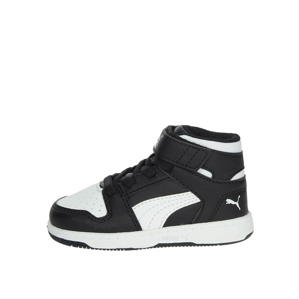 Puma Shoes Sneakers Black/White 370489