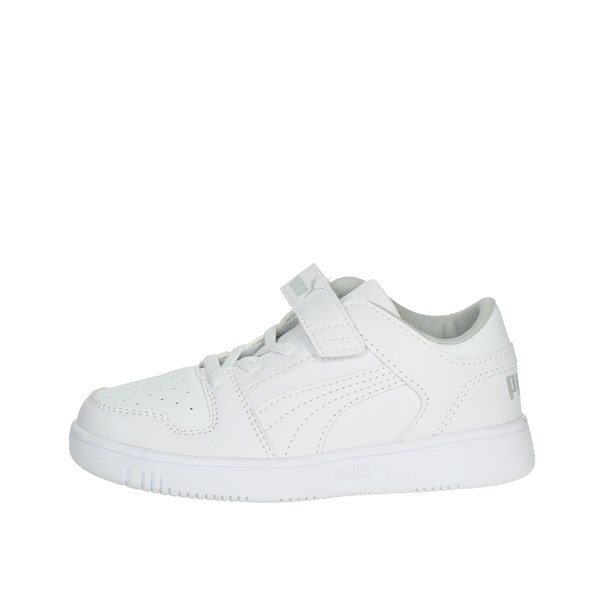 Puma Shoes Sneakers White 370492