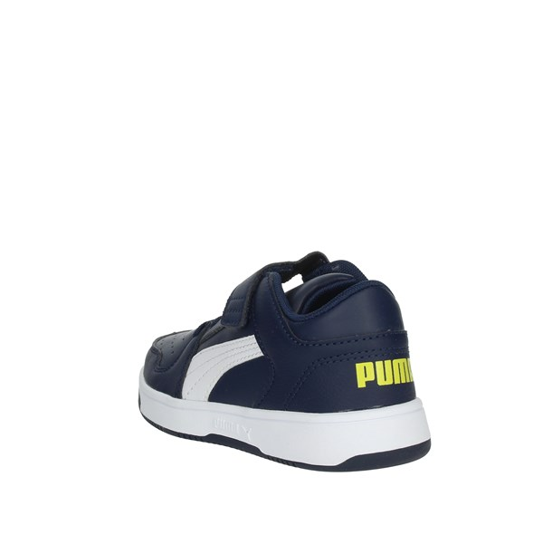 Puma Shoes Sneakers Blue/Yellow 370492