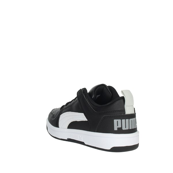 Puma Shoes Sneakers Black/White 370490
