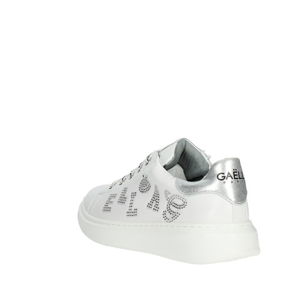 Gaelle Paris Shoes Sneakers White G-011