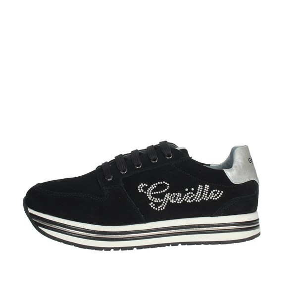Gaelle Paris Shoes Sneakers Black G-111