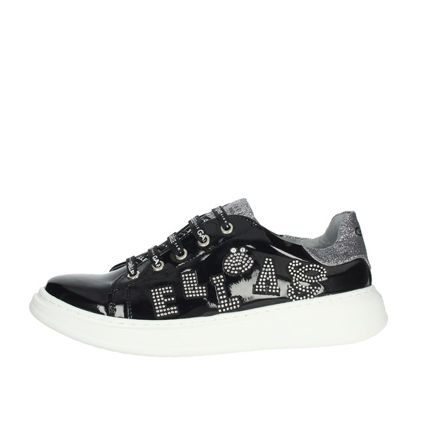 Gaelle Paris Shoes Sneakers Black G-011
