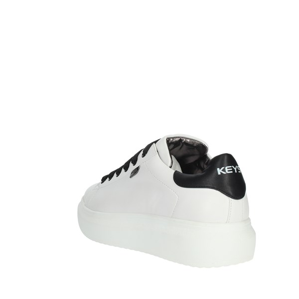 Keys Shoes Sneakers White K147