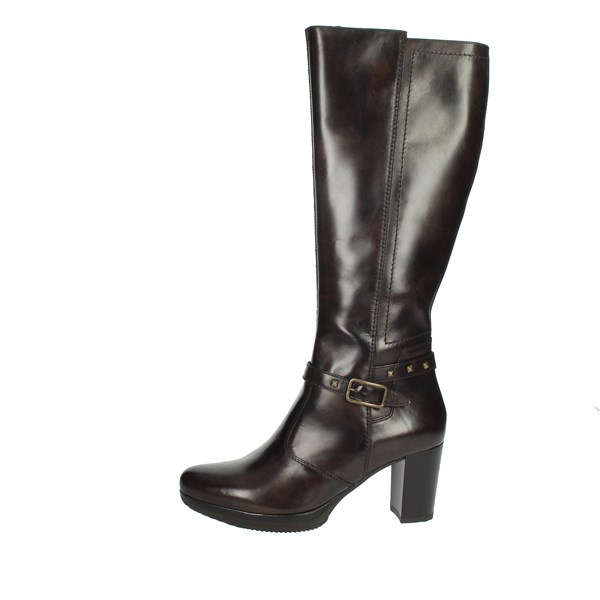 Nero Giardini Shoes Boots Brown A909550D
