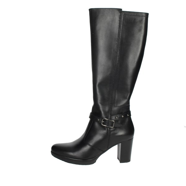 Nero Giardini Shoes Boots Black A909550D