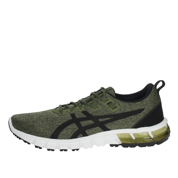 Asics Shoes Sneakers Dark Green 1021A123