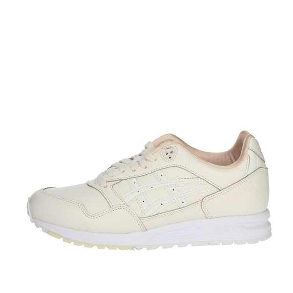 Asics Shoes Sneakers Beige 1192A075