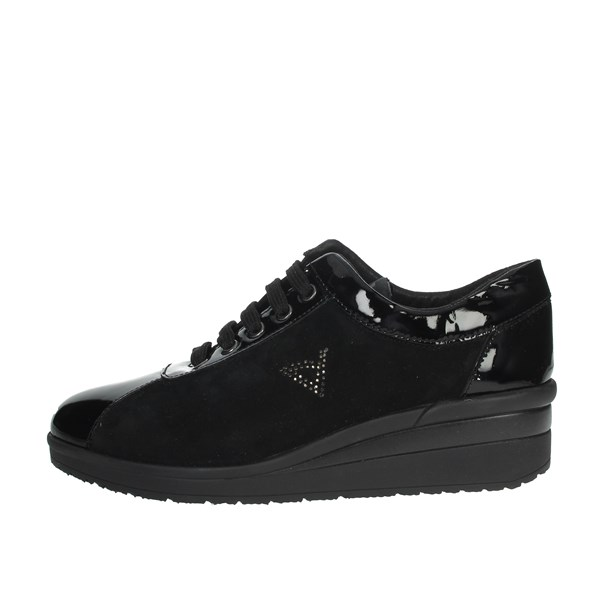 Valleverde Shoes Sneakers Black 36489