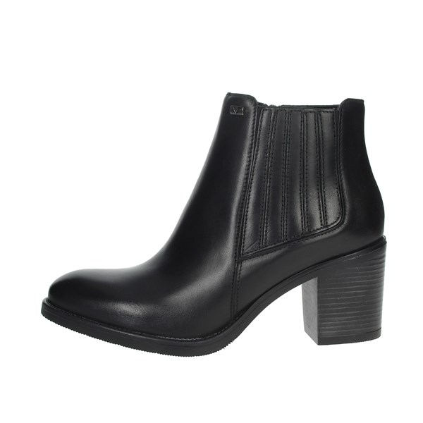 Valleverde Shoes Ankle Boots Black 16262