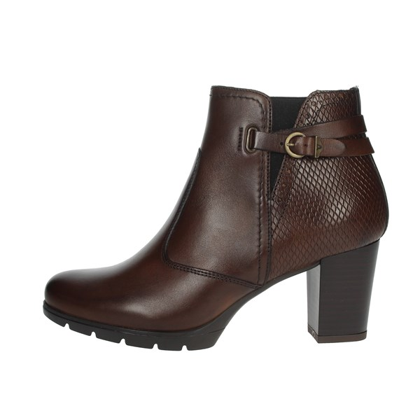 Valleverde Shoes Ankle Boots Brown 46106