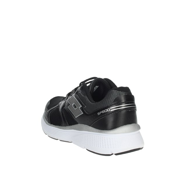 Lotto Shoes Sneakers Black 211828