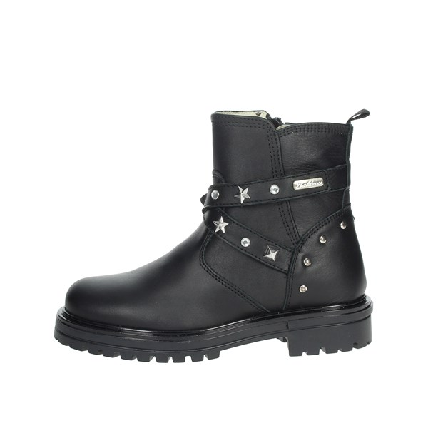 Balducci Shoes boots Black LEGERA1684