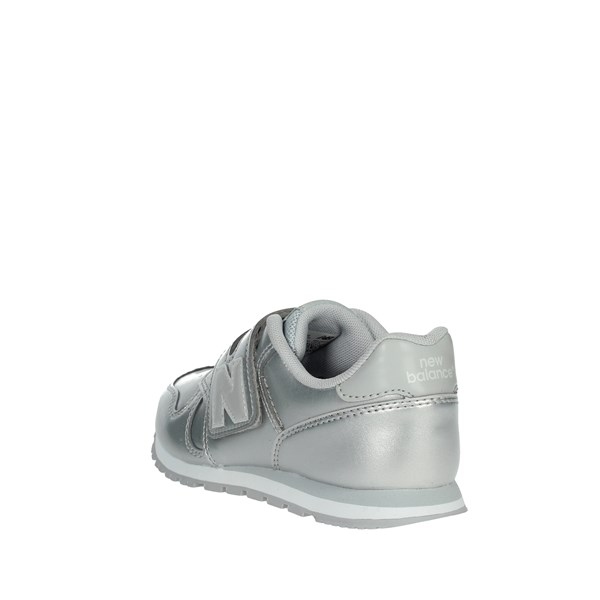 New Balance Shoes Sneakers Silver YV373GC
