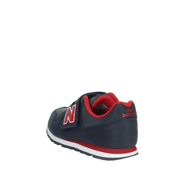 New Balance Shoes Sneakers Blue/Red YV373CA