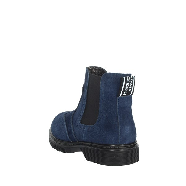 Balducci Shoes Ankle Boots Blue BS966