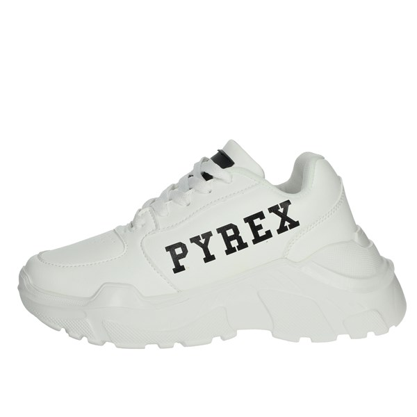 Pyrex Shoes Sneakers White PY20176