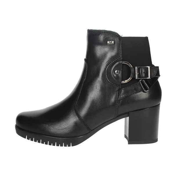 Valleverde Shoes Ankle Boots Black 49351
