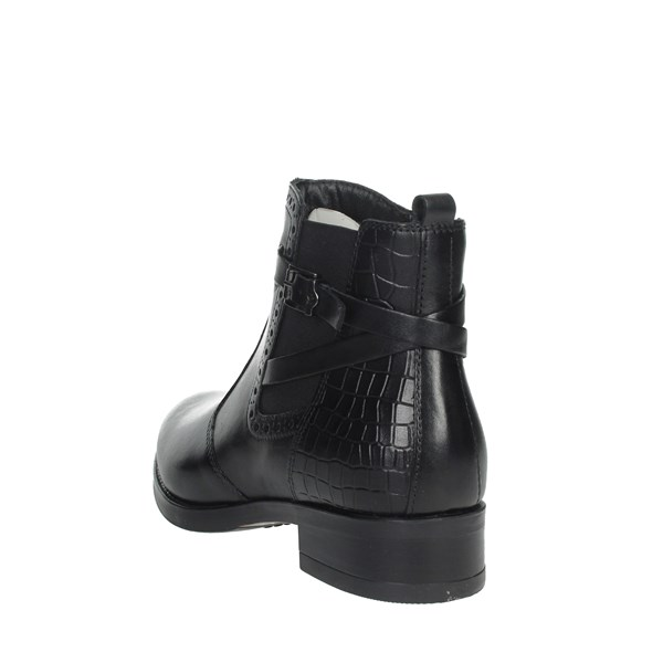 Valleverde Shoes Ankle Boots Black 47503