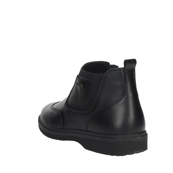 Valleverde Shoes boots Black VL51819