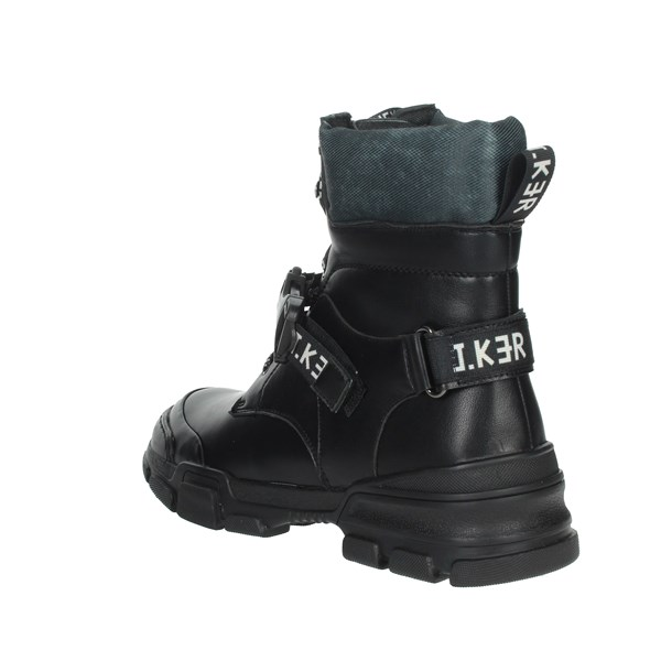 J.ker Shoes Boots Black J201