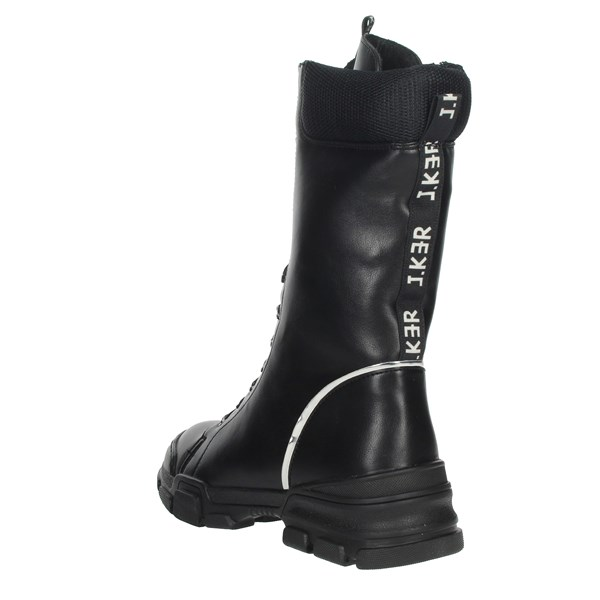 J.ker Shoes Boots Black J207