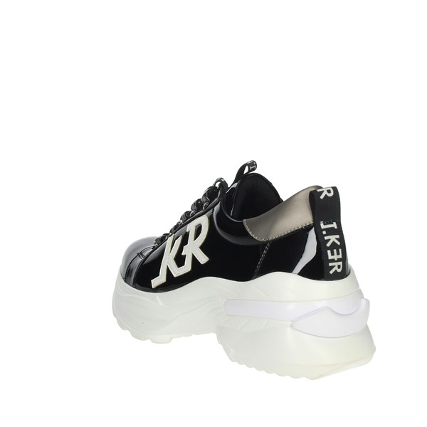 J.ker Shoes Sneakers Black J204