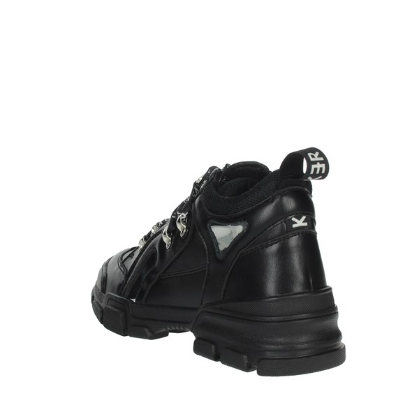 J.ker Shoes Sneakers Black J205