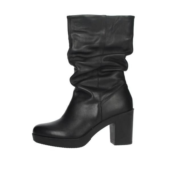 Imac Shoes Boots Black 405680
