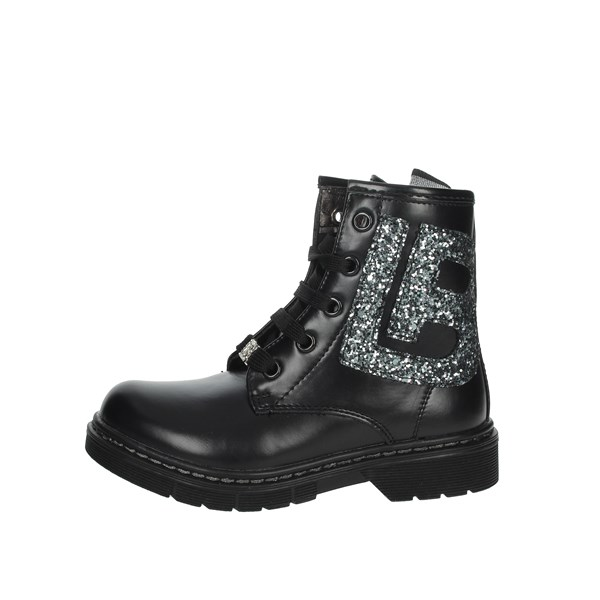 Laura Biagiotti Dolls Shoes Boots Black 5761