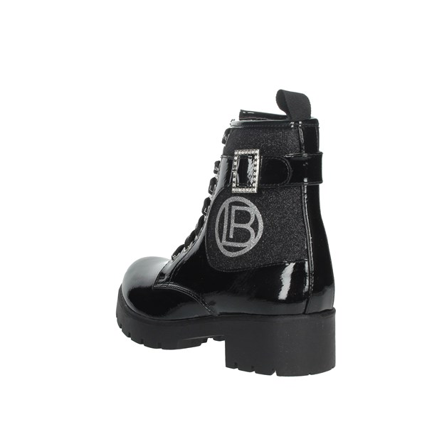 Laura Biagiotti Dolls Shoes Boots Black 5802