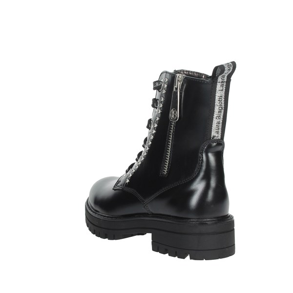 Laura Biagiotti Dolls Shoes Boots Black 5783