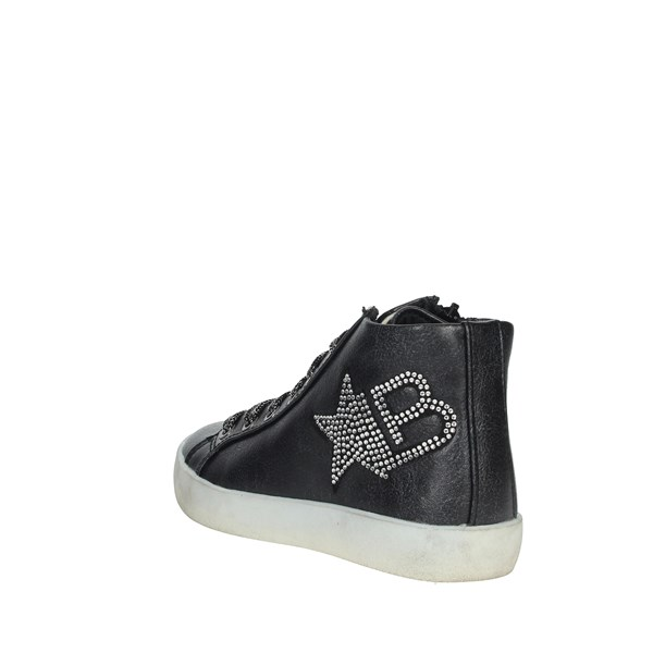 Laura Biagiotti Dolls Shoes Sneakers Black 5720