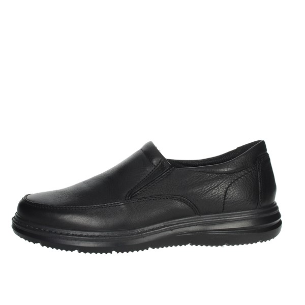 Imac Shoes Loafers Black 401471