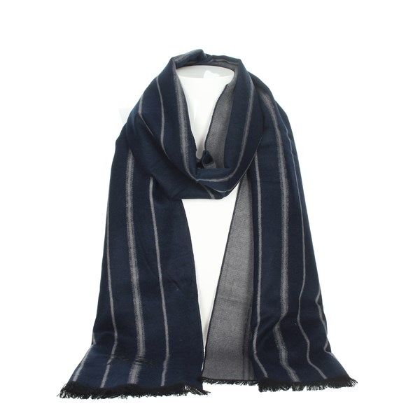 La Martina Accessories Scarves Blue SCR 12291