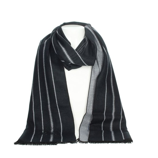 La Martina Accessories Scarves Black SCR 12291