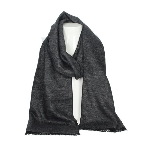 Jeckerson Accessories Scarves Grey SCR 12289