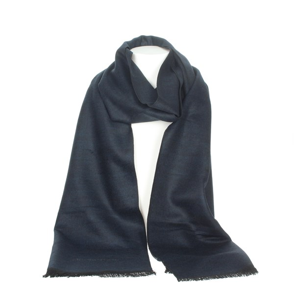 Jeckerson Accessories Scarves Blue SCR 12289