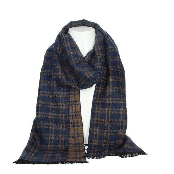 Jeckerson Accessories Scarves Blue SCR 12288